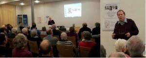 Ari Lipinski Israel-Vortrag 19.1.2014, Stuttgart-Bad Cannstadt