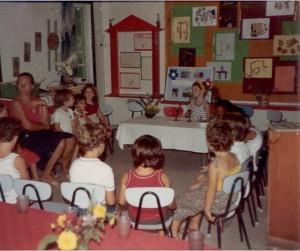 Meron Kindergarten Netzer Sereni 1982