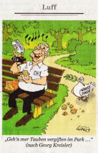 Stug Ztg antisemitische Karikatur Netanyahu 5.8.2013